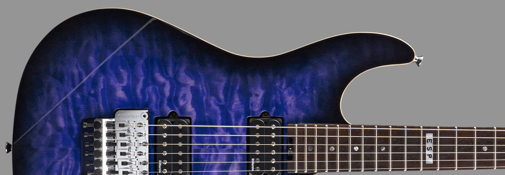 ESP E-II ST-2 Reindeer Blue