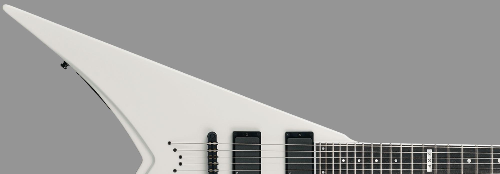 E-II V-II White