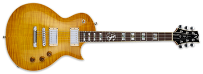 ESP Alex Skolnick Lemon Burst