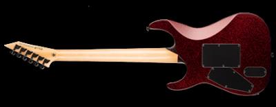 ESP LTD KH Ouija Red Sparkle