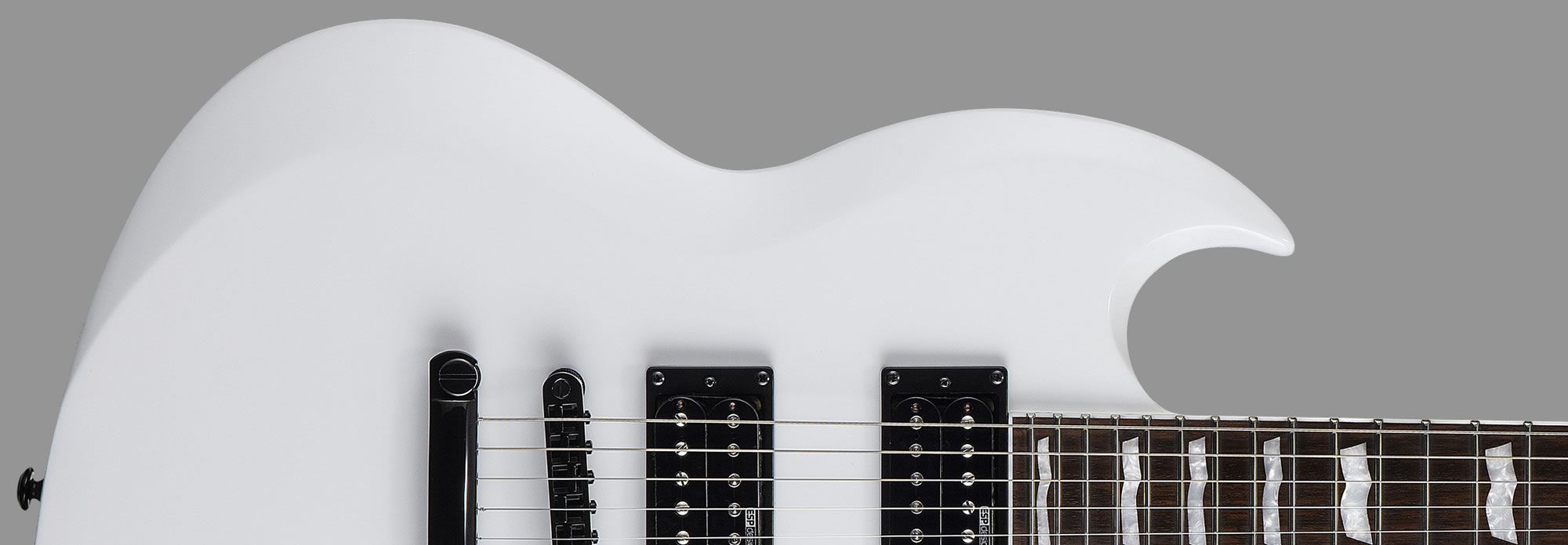 ESP LTD Viper-256 Snow White
