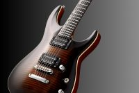Horizon FM/NT Dark Brown Sunburst