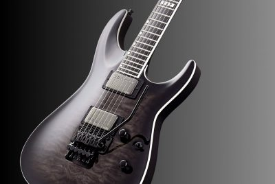 Horizon FR-II See-Thru Black Sunburst