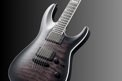 Horizon NT-II See-Thru Black Sunburst