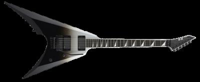 E-II Arrow Black Silver Fade