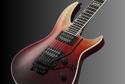 E-II Horizon-III FR Black Cherry Fade
