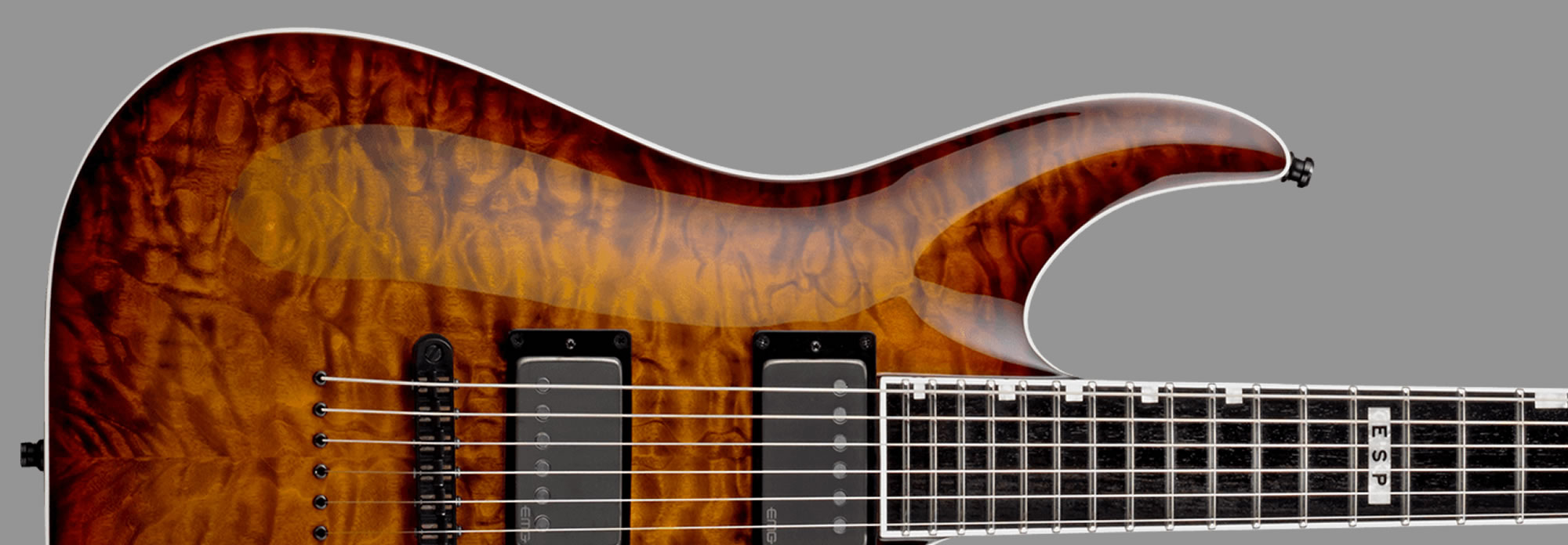E-II Horizon NT-II Tiger Eye Sunburst