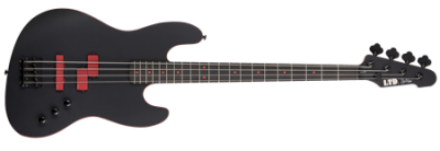ESP LTD Frank Bello FBJ-400 Black Satin