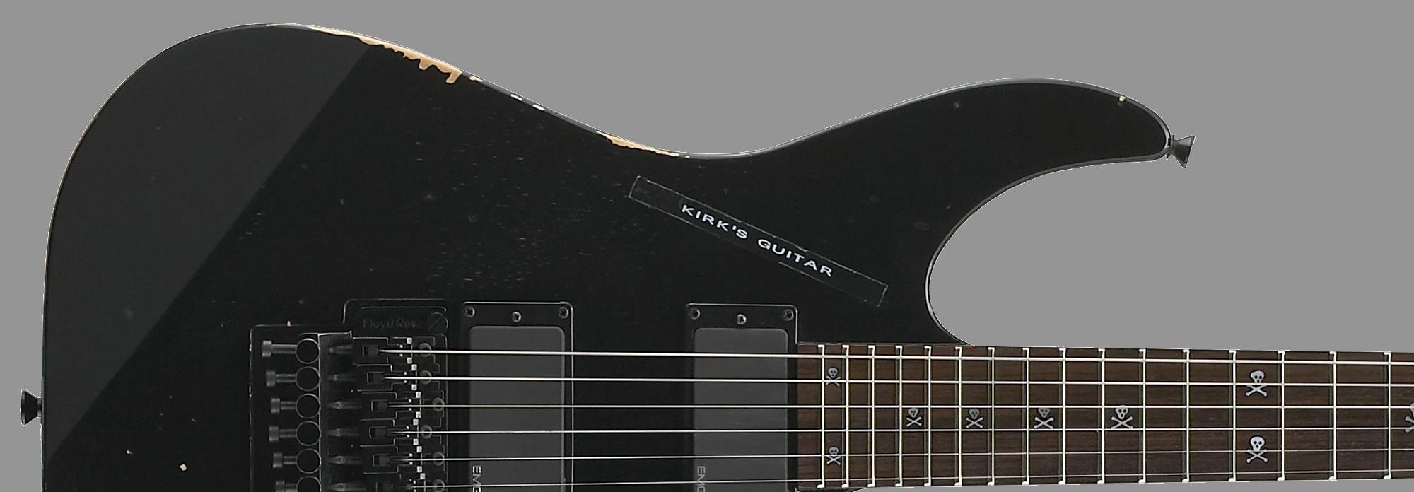 ESP Kirk Hammett KH-2 Vintage