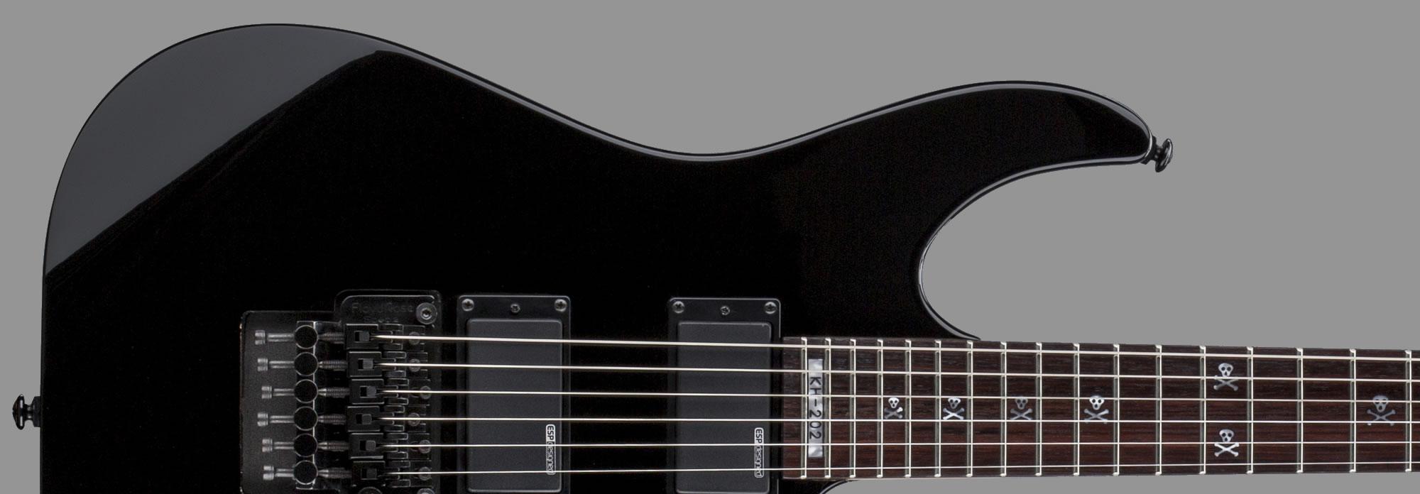 ESP LTD Kirk Hammett KH-202 Black
