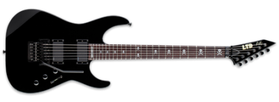 LTD Kirk Hammett KH-602 Black