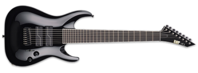 ESP Stephen Carpenter STEF B8 Black