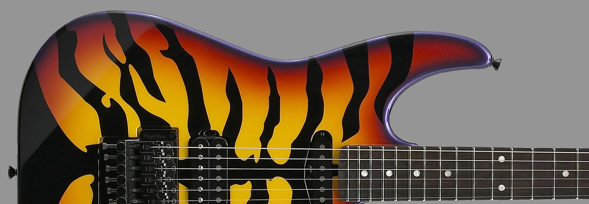 ESP George Lynch Sunburst Tiger