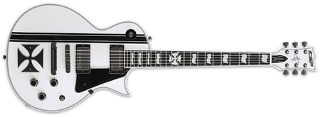 ESP Iron Cross Snow White
