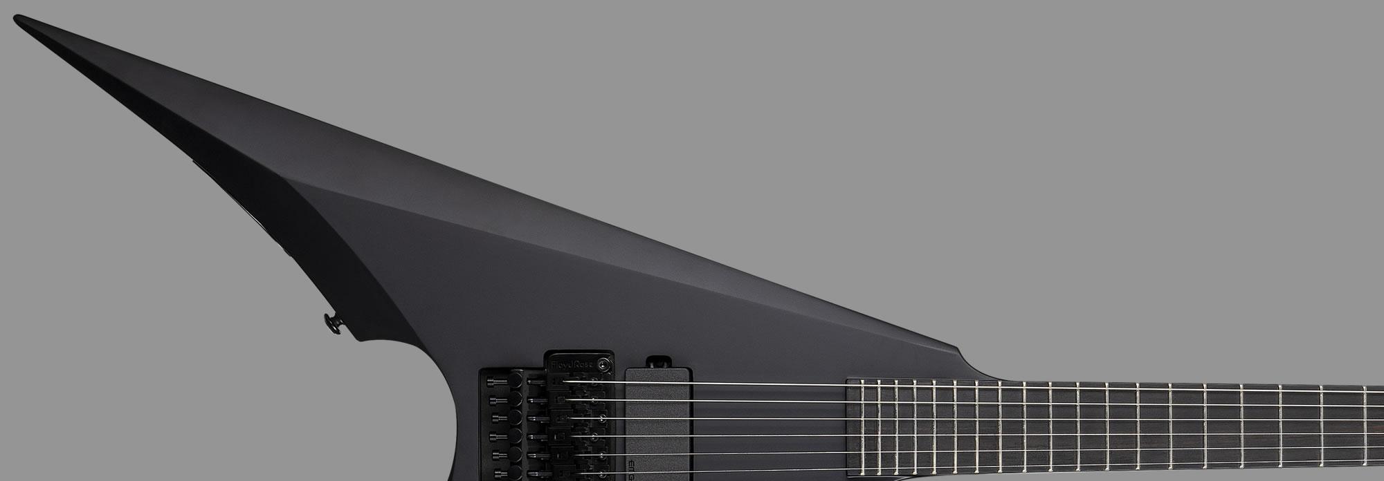 ESP LTD Arrow Black Metal
