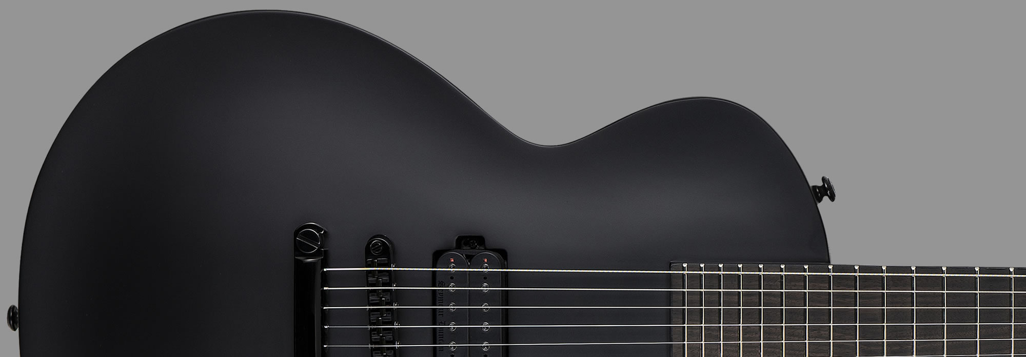 ESP LTD EC Black Metal