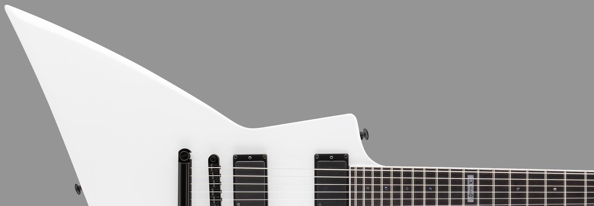 ESP LTD EX-401 Snow White