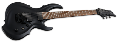 ESP LTD FRX-407 Black Satin