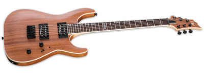 ESP LTD H-401 Natural Satin