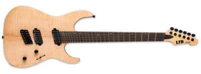 ESP LTD M-1000MS Natural Satin
