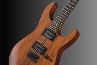 ESP LTD M-1000HT Koa Natural Gloss
