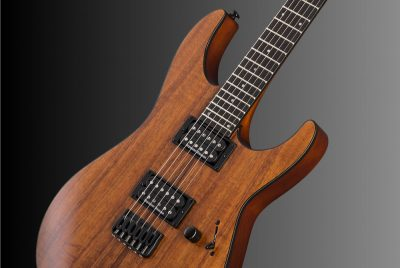 ESP LTD M-1000HT Koa Natural Gloss