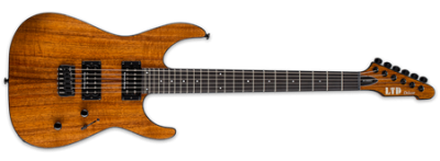 ESP LTD M-1000HT Natural Gloss