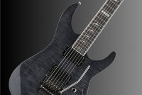 ESP LTD M-1001 See-Thru Black