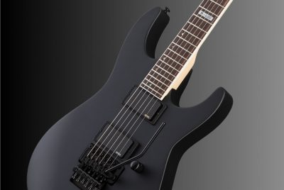 ESP LTD M-400 Black Satin