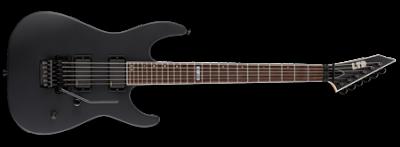 ESP LTD M-400 Black Satin