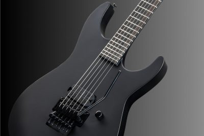 ESP LTD M-Black Metal