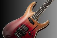 ESP LTD MH-1000HS Black Cherry Fade
