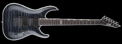 ESP LTD MH-1001NT See-Thru Black