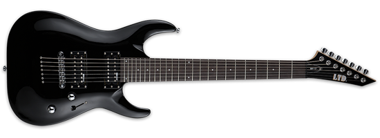 ESP LTD MH-17 Black