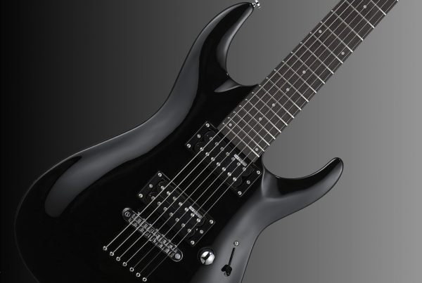 ESP LTD MH-17 Black
