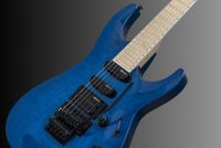 ESP LTD MH-203 See-Thru Blue