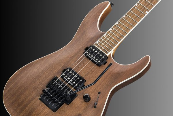 ESP LTD MH-400M Natural Satin