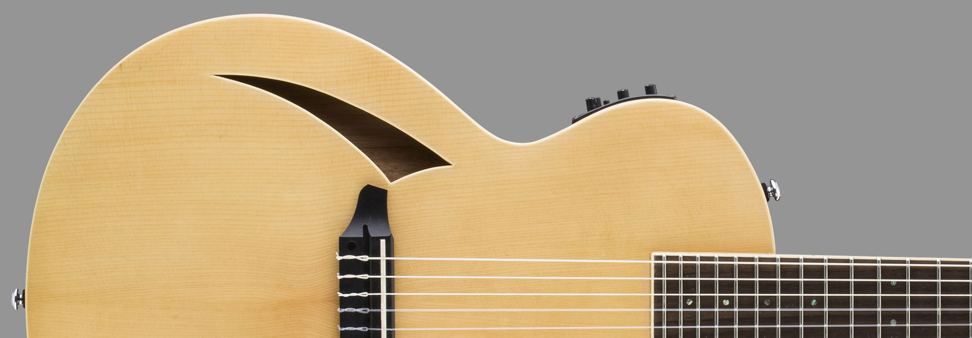 ESP LTD TL-6N Nylon Natural
