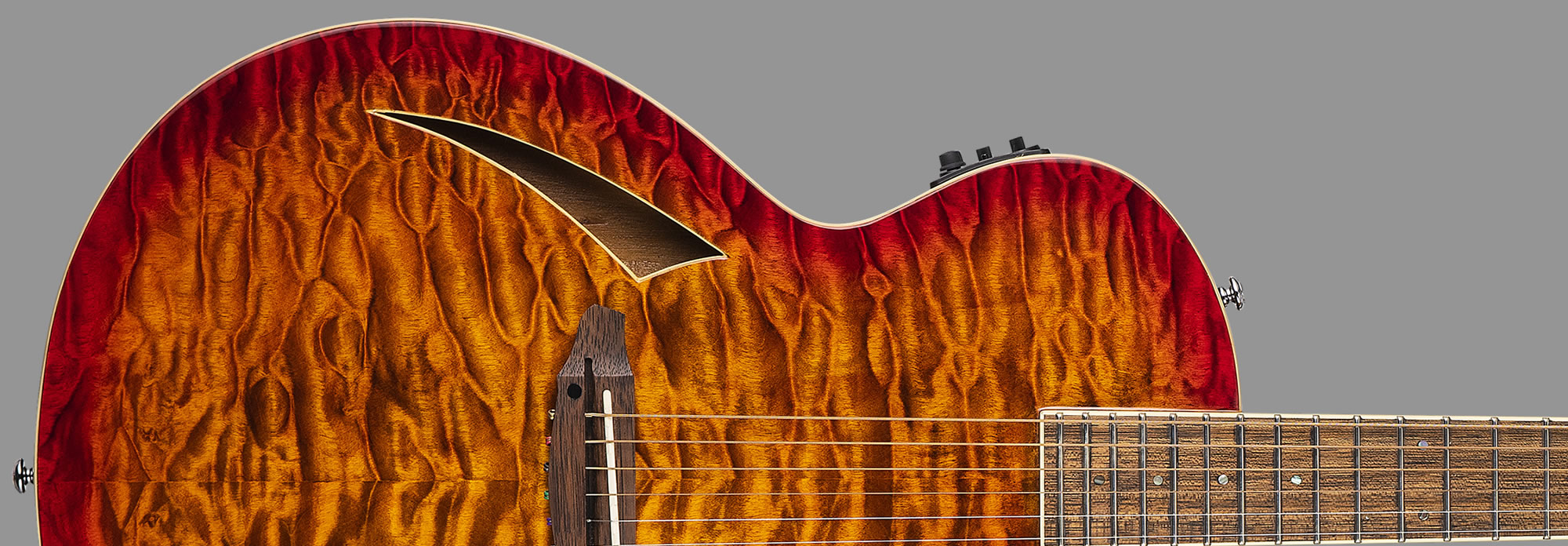 ESP LTD TL-6 Tea Burst