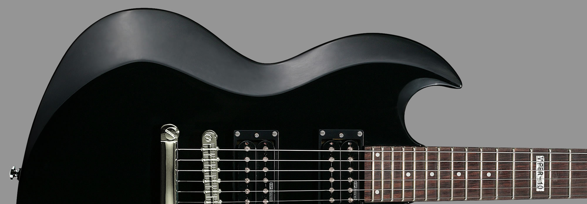 ESP LTD Viper-10 Black