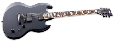 ESP LTD Viper-400B Baritone Black Satin