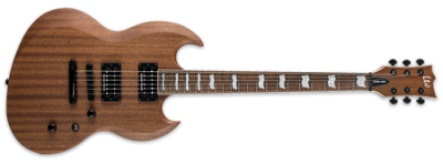 ESP LTD Viper-400M Natural Satin