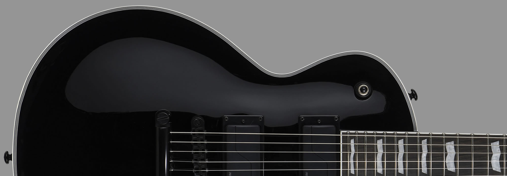 ESP LTD EC-1000S Fluence Black