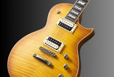 LTD EC-1000T Honey Sunburst Satin