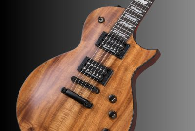 LTD EC-1000 Koa Gloss Natural
