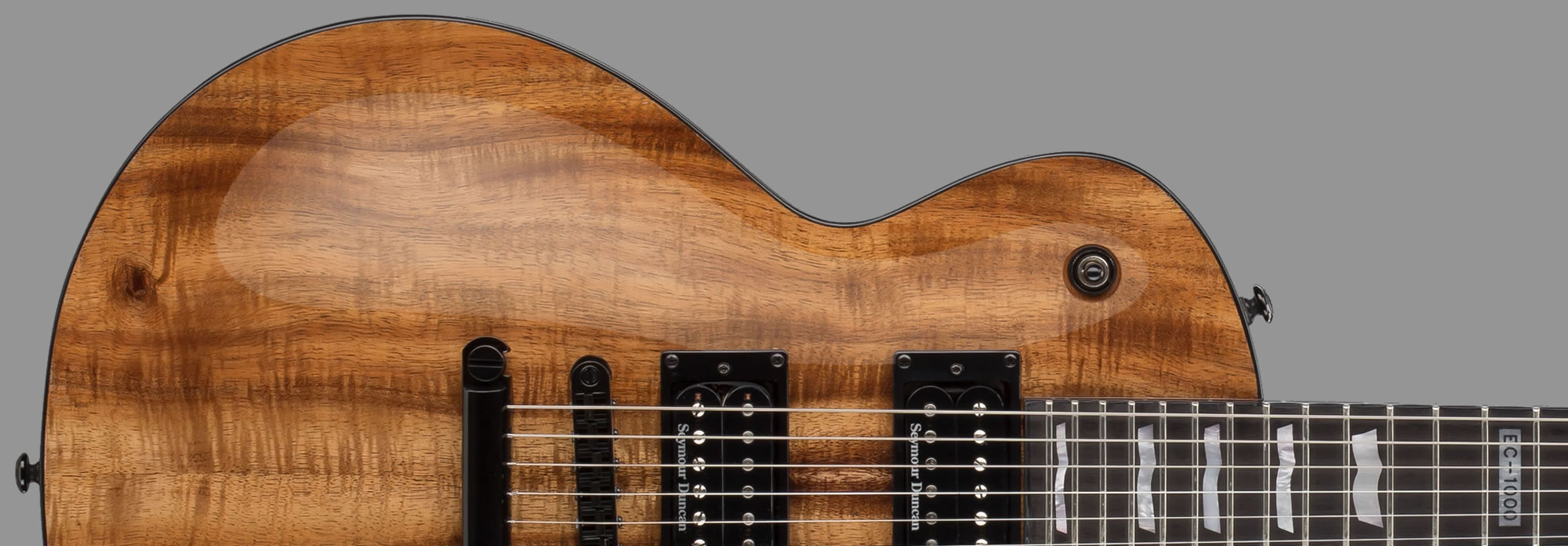 ESP LTD EC-1000 Koa Natural