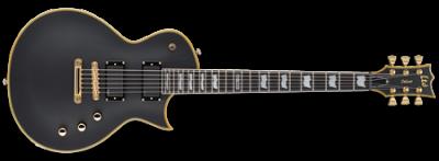 ESP LTD EC-1000 EMG Black Satin
