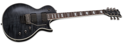 ESP LTD EC-1001FR See-Thru Black
