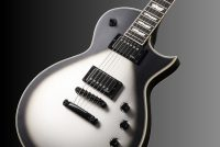 LTD EC-1001T CTM Silver Sunburst Satin