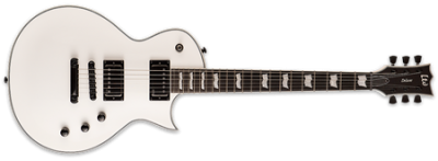 ESP LTD EC-1001 CTM Snow White